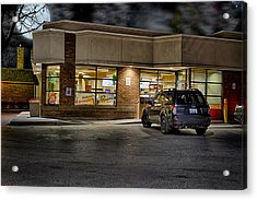 Timmy's At Night Acrylic Print