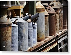 Tin Can Alley Acrylic Print