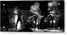 Tina Turner 1978 Acrylic Print