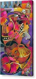 Tinana II - Strength Of A Woman Acrylic Print