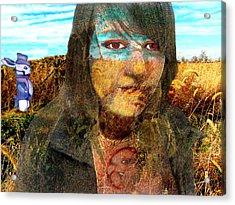Tinderbox Acrylic Print by James Huntley