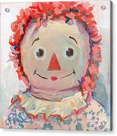 Tiny Anne II Acrylic Print