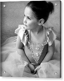 Tiny Dancer Acrylic Print by Stephanie Grooms