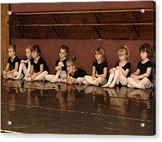 Tiny Dancers Acrylic Print by Patricia Rufo