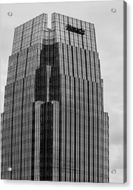 Acrylic Print featuring the photograph Tip Of The Pinnacle by Robert Hebert