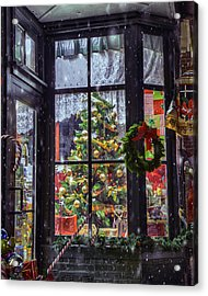Tis The Season Acrylic Print