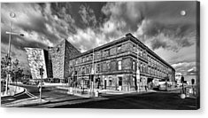 Titanic Building And Former Harland And Wolff Drawing Offices Acrylic Print
