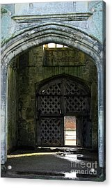 Titchfield Abbey Gatehouse Acrylic Print by Terri Waters