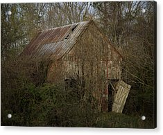 Acrylic Print featuring the photograph To Be Versed In Country Things by Rebecca Sherman