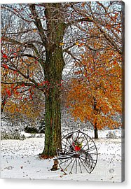 To Everything There Is A Season... Acrylic Print