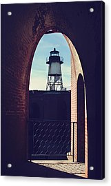 To Light The Way Acrylic Print by Laurie Search
