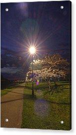 To Light The Way Acrylic Print by Shirley Tinkham