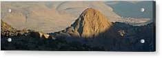 To The End Of Nevada Acrylic Print