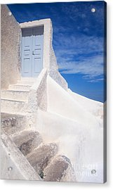 To The Sky Acrylic Print
