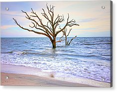 Together Until The End Acrylic Print