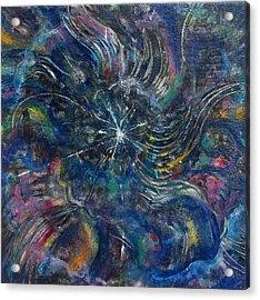 Tohu Va Vohu Acrylic Print by Anne Cameron Cutri