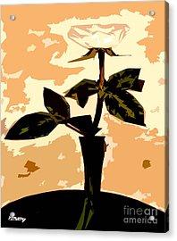 Token Of Love Acrylic Print by Patrick J Murphy