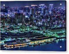 Tokyo Acrylic Print
