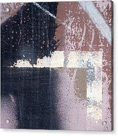 Toledo Train Detail Acrylic Print by Carol Leigh