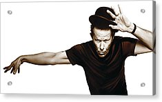 Tom Waits Artwork  4 Acrylic Print
