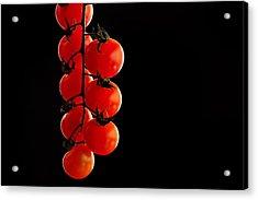 Tomatos Acrylic Print by Marwan Khoury