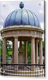 Tomb Of President Andrew Jackson Acrylic Print