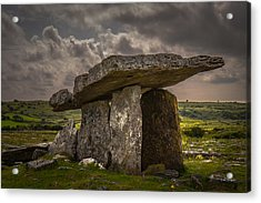 Tomb Of The Ancients Acrylic Print by Tim Bryan