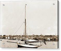 Tomboy, Tomboy Yacht, Harbors, Yachts Acrylic Print