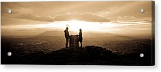 Tomorrow Is Another Day.... Acrylic Print