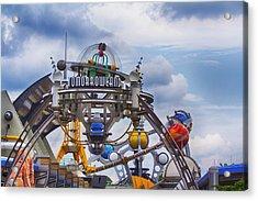 Tomorrowland Acrylic Print