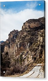 Tongue River Canyon Acrylic Print