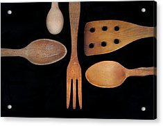 Tools Of The Trade Acrylic Print by Beth Achenbach