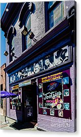 Tootsies Nashville Tennessee Acrylic Print