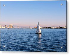 Top Destination San Diego Acrylic Print