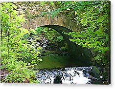 Torc Bridge Acrylic Print
