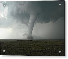 Tornado In The High Plains Acrylic Print