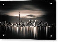 Toronto Acrylic Print