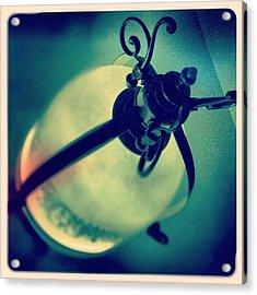 Torpedo #steampunk Acrylic Print
