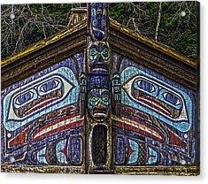 Totem Bite State Park 01 Acrylic Print