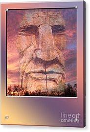 Totum Sunrise Acrylic Print