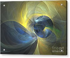 Touch Me Acrylic Print