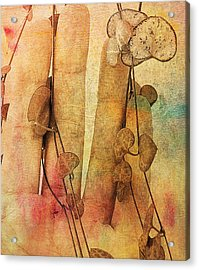 Touch Me Soft Acrylic Print