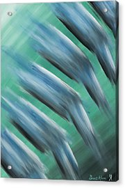 Touch Of Cool Acrylic Print by Brent Buss