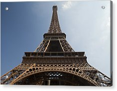 Tour Eiffel 2 Acrylic Print by Art Ferrier