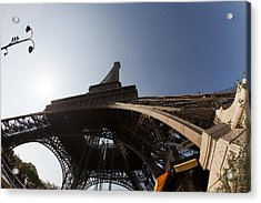Tour Eiffel 5 Acrylic Print by Art Ferrier