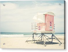 Tower #4 Acrylic Print by Bree Madden