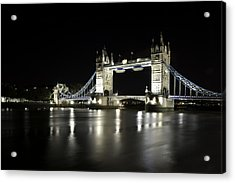 Tower Bridge London Acrylic Print