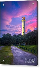 Tower In Sulfur Springs Acrylic Print