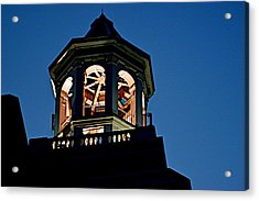 Tower Acrylic Print by Joseph Yarbrough