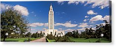 Tower Of A Government Building Acrylic Print by Panoramic Images